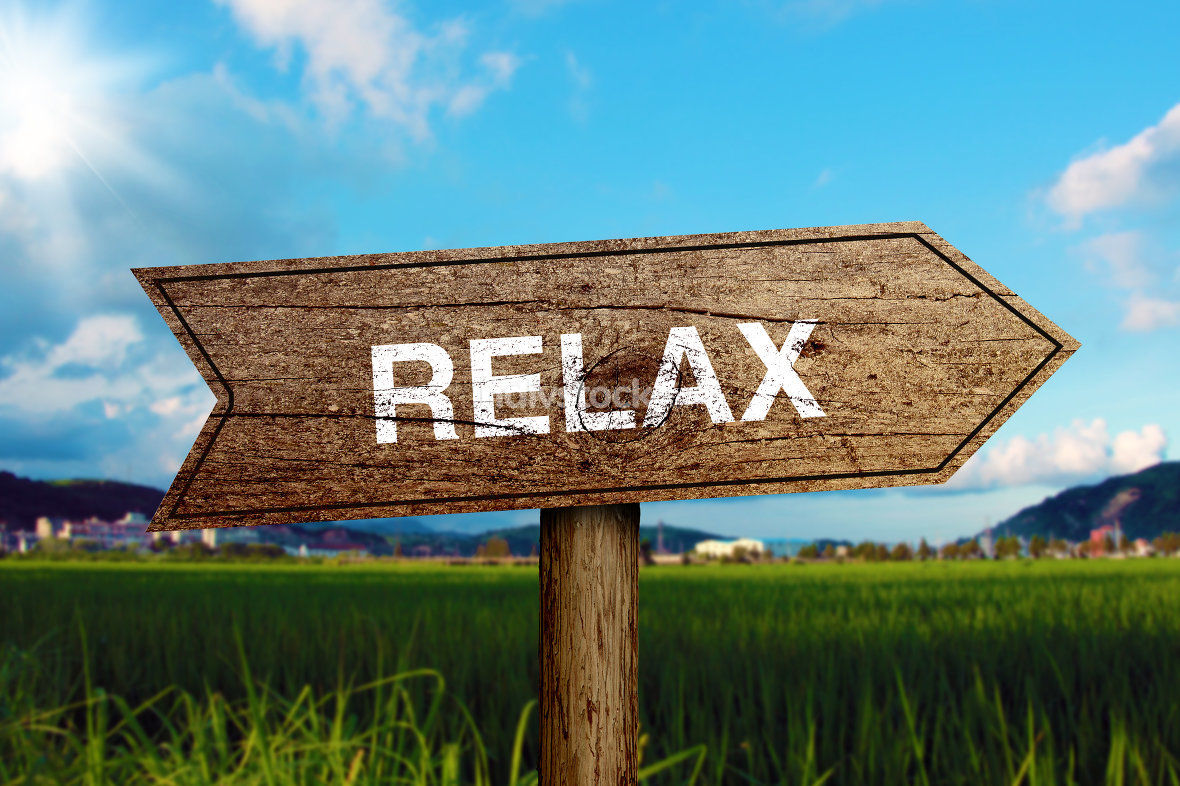 Relax stock photos